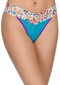 Hanky Panky® Dylan's Candy Bar Color Play Original Rise Thong - 5D1142