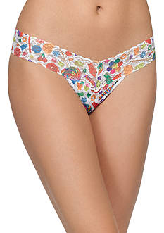 Hanky Panky® Dylans Candy Bar Low Rise Thong - 5D1582