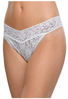 Hanky Panky I DO Original Rise Thong - Online Only - 6511