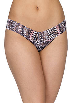 Hanky Panky® Pink Zoe Low Rise Thong