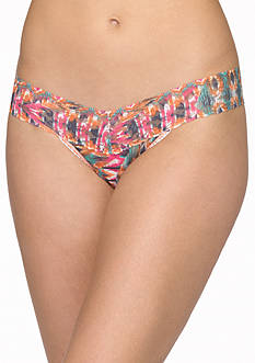 Hanky Panky Nomad Low Rise Thong - 8R1582