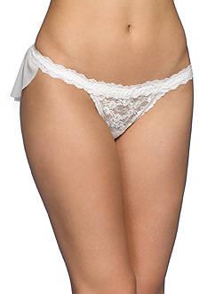 Hanky Panky® Bridal Veil Thong - 9C1061