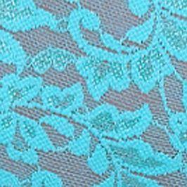 Plus Size Lingerie: Sexy Lingerie: Calypso Blue Hanky Panky Plus Size Retro Lace Thong - 9K1926X