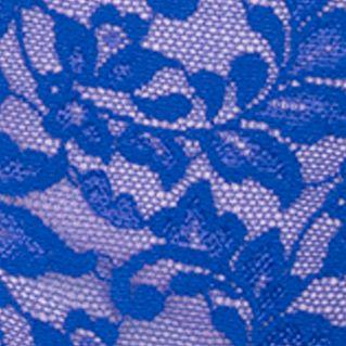 Plus Size Lingerie: Sexy Lingerie: Sapphire Hanky Panky Plus Size Retro Lace Thong - 9K1926X