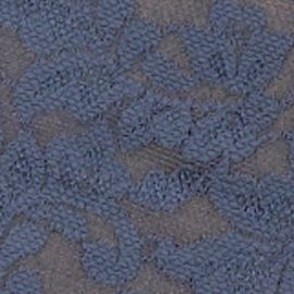 Luxury Lingerie: Nights Blue Hanky Panky® Retro Thong - 9K1926