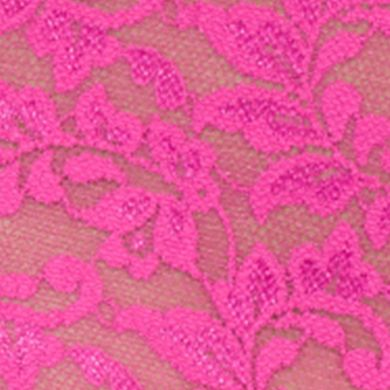 Designer Underwear for Women: Jazzberry Hanky Panky® Retro Lace Vikini - 9K2124