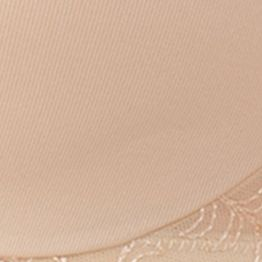 Strapless Bra: Barely Beige Lily of France Gel Strapless - Online Only - 2111121