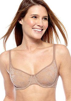 DKNY Signature Lace Underwire Bra - 451000