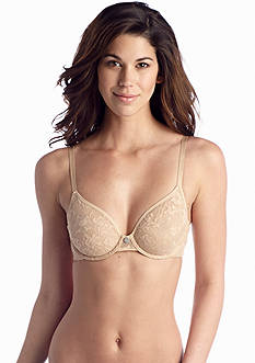 DKNY Signature Lace Unlined Underwire Bra