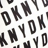Average Figure Bra: Black/White DKNY Fusion T-Shirt Bra - 453200