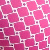 Luxury Lingerie: Purple Geo DKNY Signature Lace Perfect Lift Demi Bra - 458000