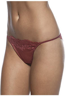 DKNY Lovely Lace String Tanga - 532111