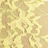 Luxury Lingerie: Yellow DKNY Signature Lace Bikini - 543000