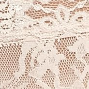 Women: Designer Sale: Nude DKNY Signature Lace Boyshort - 545000