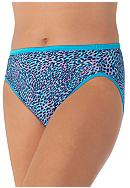 Vanity Fair® Body Shine Illumination Hi-Cut Brief - 0013108