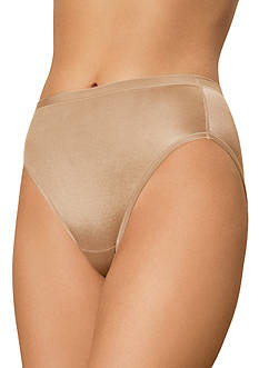 Vanity Fair Body Caress Hi-Cut Brief - 0013137