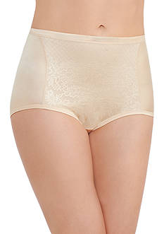 Vanity Fair Smoothing Comfort with Lace Brief - 0013262