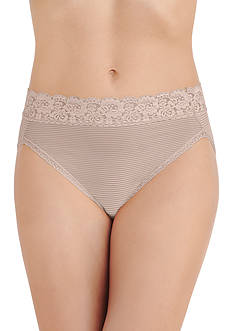 Vanity Fair Ultimate Comfort Hi - Cut Brief - 0013280