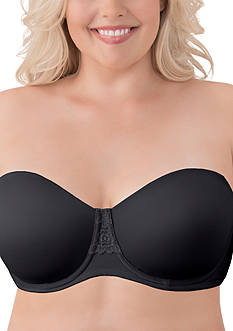 Vanity Fair Beauty Back Full Figure Underwire Strapless Bra - 0074380