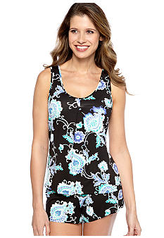 ND Intimates Paisley Cami Pajama Set