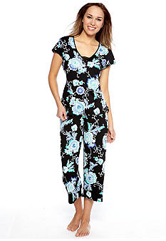 ND Intimates Paisley Print Pajama Set
