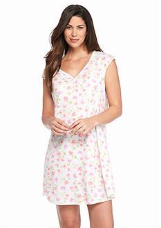 Karen Neuburger Ditsy Floral Sleepshirt