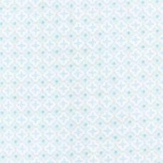 Designer Pajamas for Women: Geo Seafoam Karen Neuburger Ditsy Floral Sleepshirt