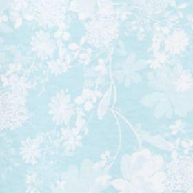 Designer Pajamas for Women: Floral Seafoam Karen Neuburger Ditsy Floral Sleepshirt