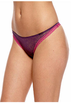 Calvin Klein Brief Encounters Thong - D3452