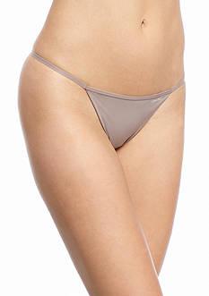 Calvin Klein Sleek String Thong - D3509