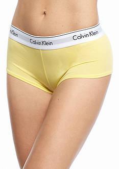 Calvin Klein Modern Cotton Boyshort - F3788