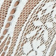 Luxury Lingerie: Sky Blue Calvin Klein Infinite Lace Thong - F3798