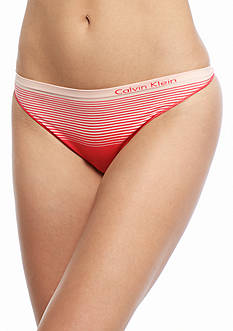 Calvin Klein Seamless Illusion Thong - QD3547