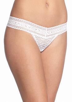 Calvin Klein Bare Lace Thong - QD3550