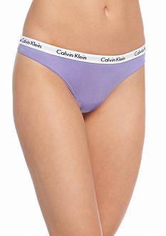 Calvin Klein Carousel Thong 3 Pack - QD3587