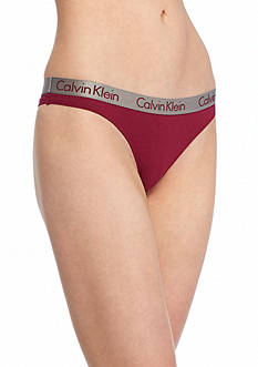 Calvin Klein Radiant Cotton 3 Pack Thong - QD3590