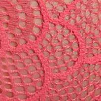 Luxury Lingerie: Dark Miller Pink Calvin Klein Cheeky Hipster- QF1169