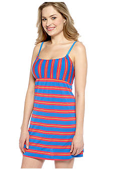 Josie by Natori Striped Chemise