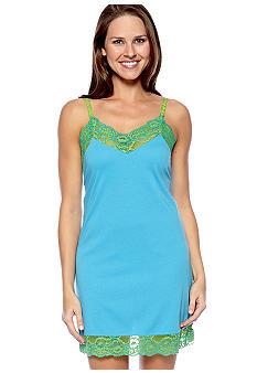 Josie by Natori Lace Trim Chemise