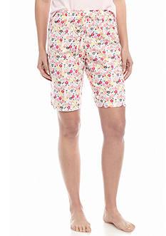 Jockey Tulip Bermuda Shorts