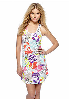 Jockey Tropical Print Chemise