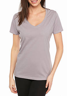 Jockey Short Sleeve V-Neck Tee