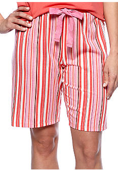 Jockey Striped Bermuda Sleep Short