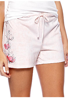 Jockey Summer Bouquet Boxer Sleep Short