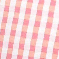 Jockey Juniors Sale: Plaid Pink Jockey Pink Printed Capris