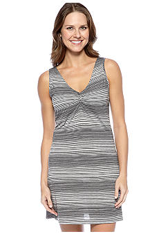 Jones New York Striped Knit Chemise