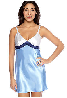 Jones New York Classics Colorblock Chemise