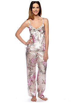 Jones New York Animal Print Pajama Set