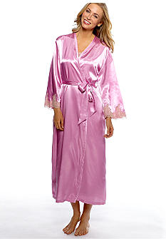 Jones New York Lavender Long Robe
