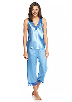 Jones New York Classic Lace Pajama Set
